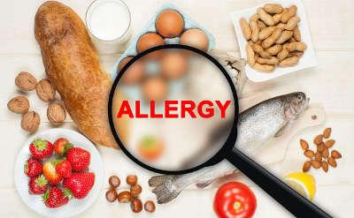Alergia pokarmowa - objawy, przyczyny, badania, leczenie
